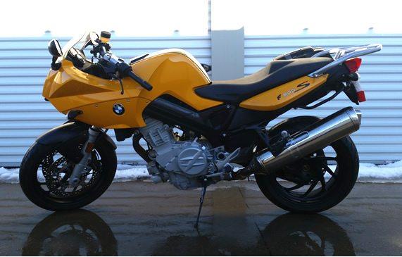 Handwritten Custom BMW Motorcycle Vehicle Descriptions