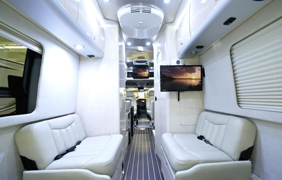 Detailed custom descriptions for Recreational Vehicles
