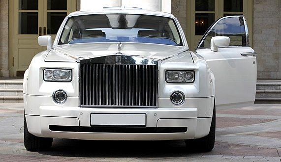 Custom vehicle descriptions for Rolls Royce