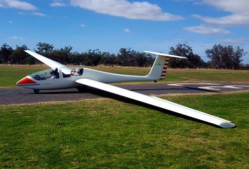 Grob G103 Twin II Sailplane