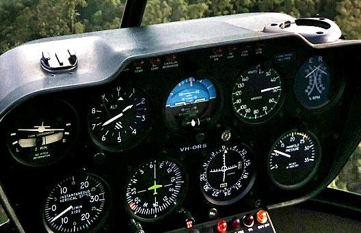 Helicopter Gauges