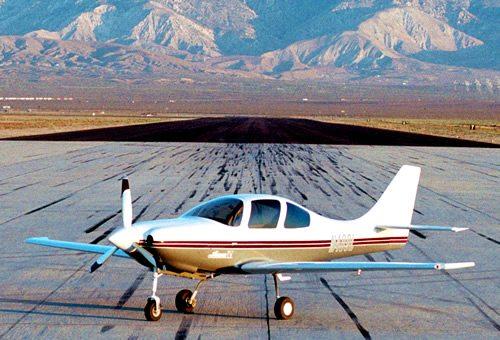 Lancair IV - Sample Description for Airplanes