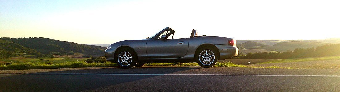 Custom vehicle comments for Mazda