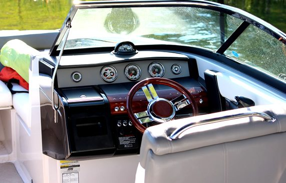 custom motorboat and other watercraft descriptions for online sales