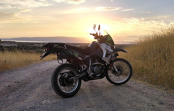 Powersports motorcycle description service