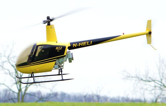 Robinson R22 BETA Helicopter