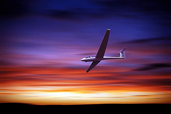 Sailplane Glider