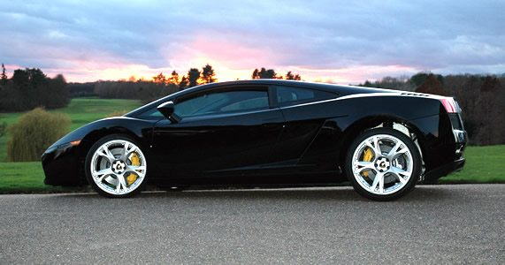 Vehicle Description Writing Service for Lamborghini