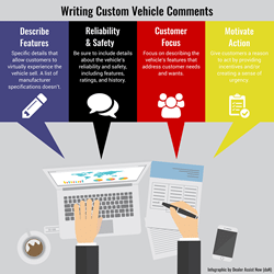 Writing Custom Vehicle Comments