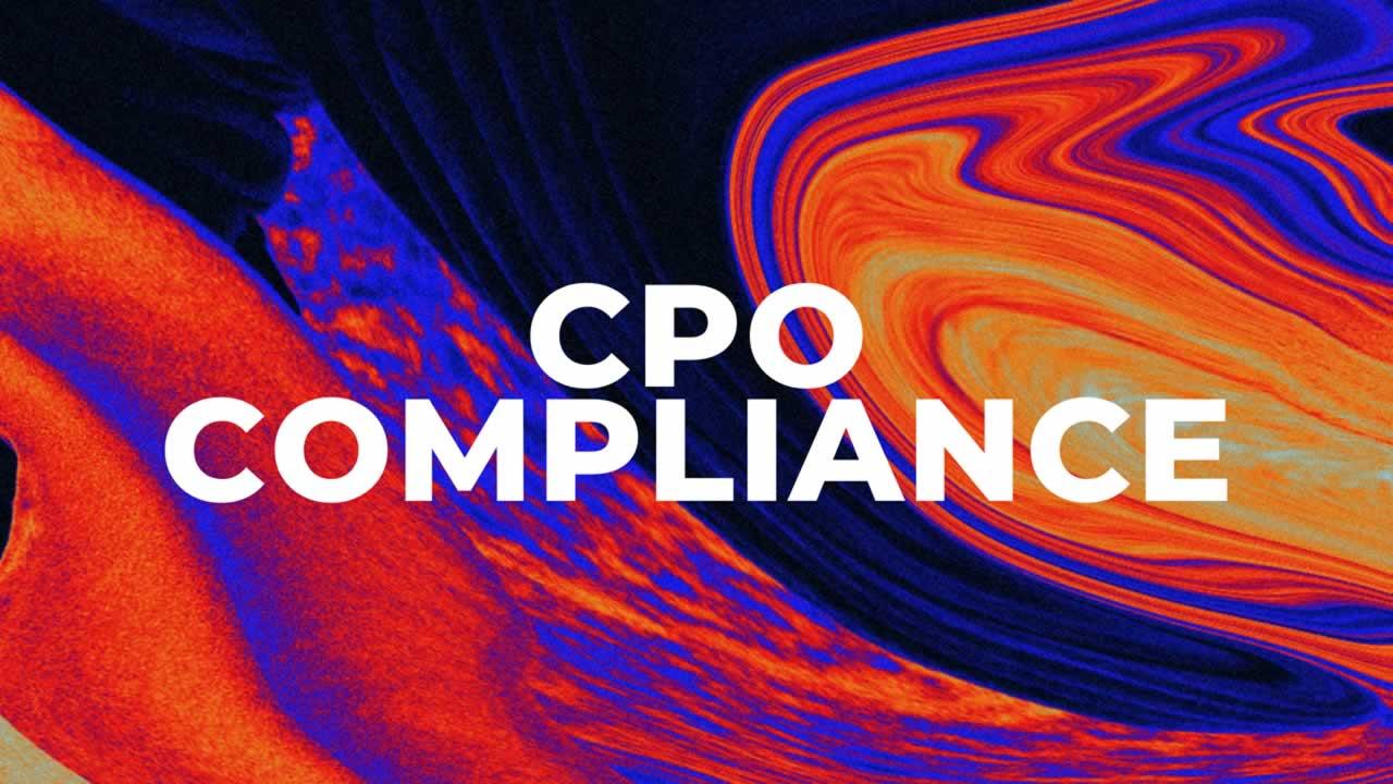 CPO Compliance